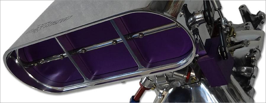 Edelbrock Air Scoop : Edelbrock fuel filter flow get free image about wiring